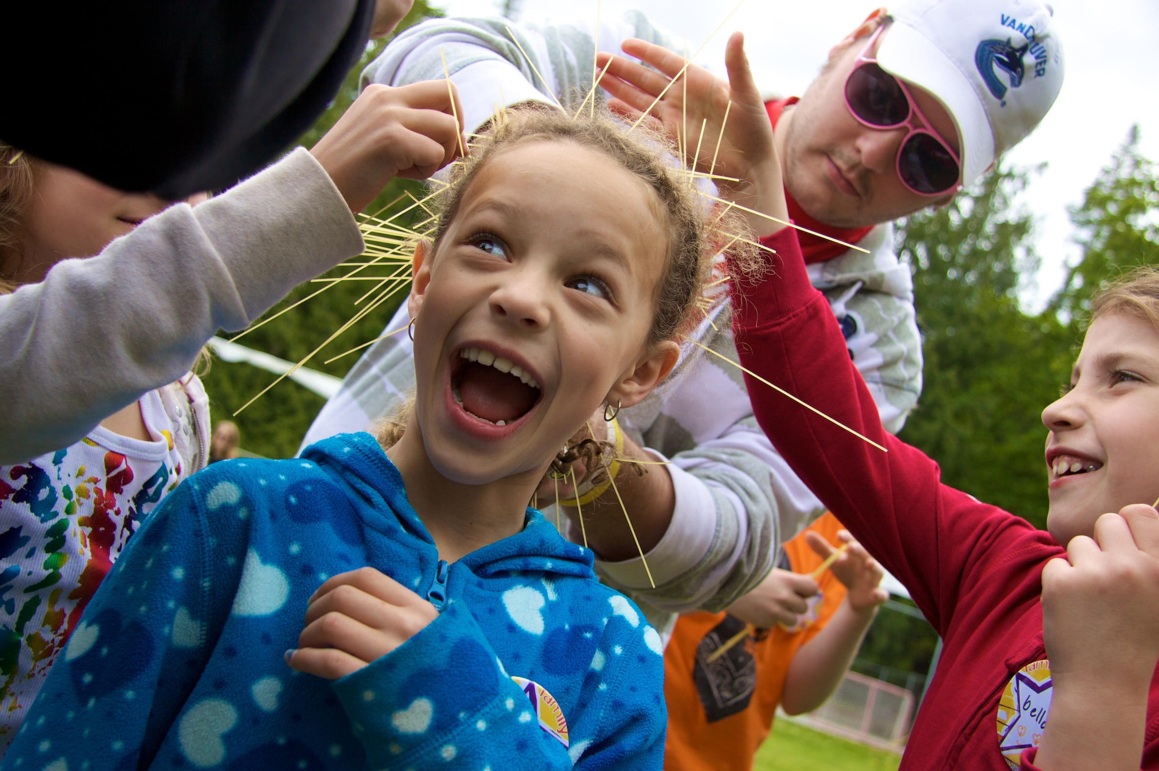 Детские конкурсы на день рождения 7 лет 5